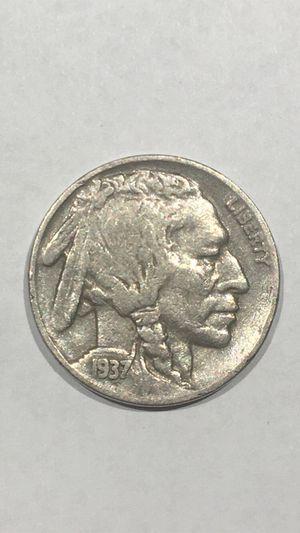 1937 Indian Head Buffalo Coin for Sale in Burrillville, RI