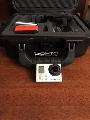 GoPro hero 3+ for Sale in Columbus, OH