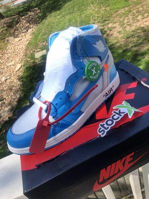 Off white Jordan 1 unc for Sale in Kansas City, MO