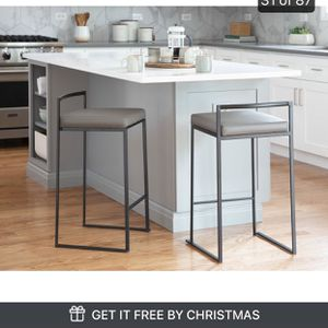 Modern Contemporary Barstools (4 available, $120 Each) for Sale in Los Angeles, CA