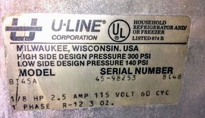 U-Line ice maker for Sale in Saginaw, OR