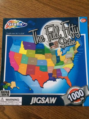 1000 pc. Puzzle for Sale in TN, US