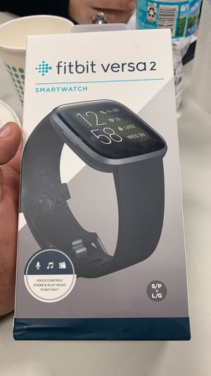 Fitbit versa 2 smart watch for Sale in Miami, FL