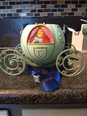 Disneyland Cinderella popcorn bucket for Sale in Irwindale, CA