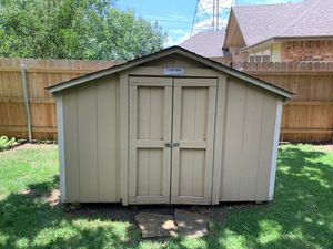 Tuff Shed 8 x8 for Sale in San Antonio, TX