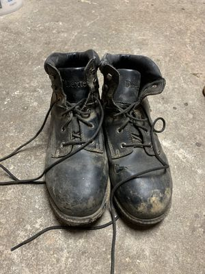 Black Boots Size 11 W for Sale in Seaford, NY