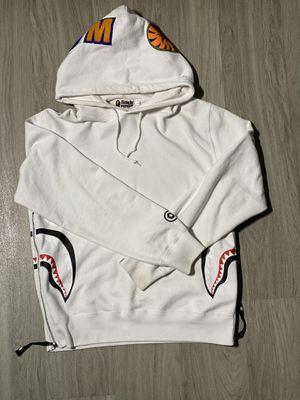 BAPE Side Zip Shark Wide Pullover Hoodie for Sale in Atlanta, GA