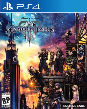 Kingdom Hearts III PS4 Disc Only! for Sale in Las Vegas, NV