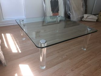 Vintage 1970's Pace Lucite Coffee Table for Sale in Beverly Hills,  CA