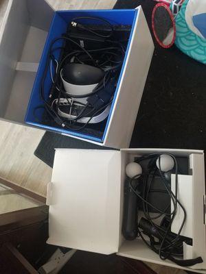 Playstation VR Bundle for Sale in Prineville, OR