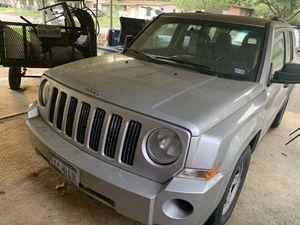 Jeep Patriot for Sale in San Antonio, TX