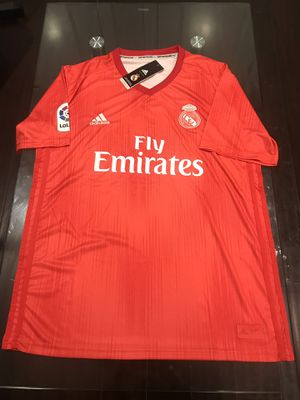 Real Madrid NO Name for Sale in Sterling, VA