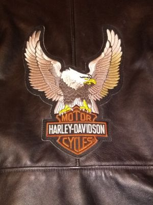 HARLEY DAVIDSON LEATHER JACKET for Sale in Baltimore, MD