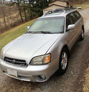 2004 Subaru Outback LL Bean Edition H6 for Sale in Morgantown, WV