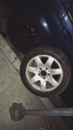 Bmw tire and rims for Sale in Los Angeles, CA
