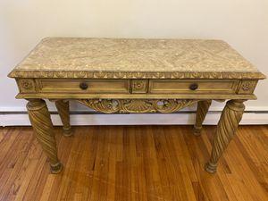Console table for Sale in Metuchen, NJ