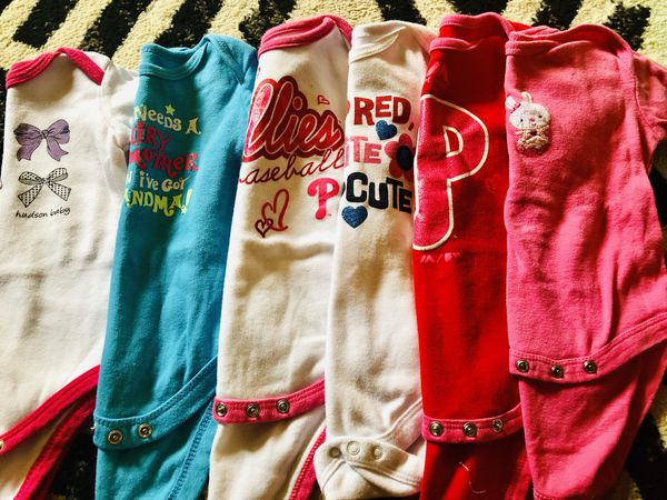 Baby girl 3-6// 34 PIECE LOT ( can mic&match W/Other listings)
