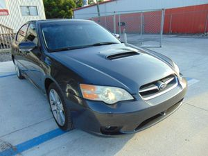 2007 Subaru Legacy Sedan for Sale in Jacksonville, FL