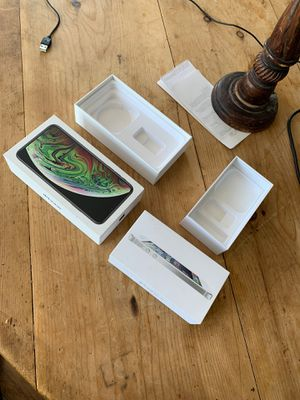 iPhone XS Max and 5 cases only for Sale in San Francisco, CA