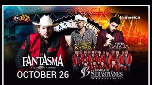 El Fantasma Tickets GA OAKLAND for Sale in Hayward, CA