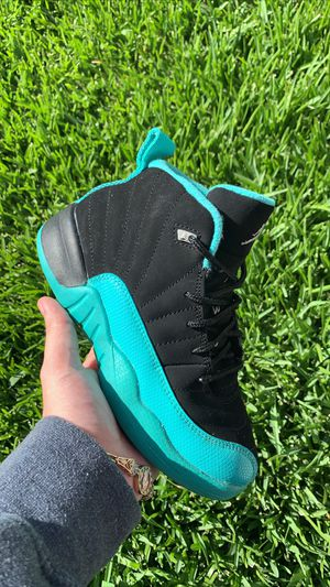 Jordan 12 Retro Gamma Blue for Sale in Industry, CA