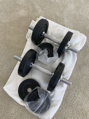 Dumbbells for Sale in Irvine, CA