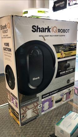 Shark IQ Robot R101 Multi-Room Self-Cleaning WiFi AND Alexa Vacuum - RV1001 New In Box for Sale in Arlington,  TX
