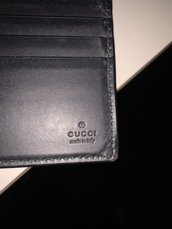 Gucci Snake Print Wallet (AUTHENTIC)