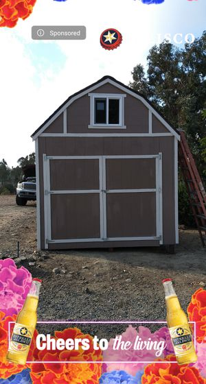 10x12x12 barn style for Sale in Simi Valley, CA