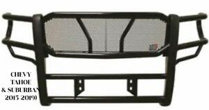 BRAND NEW Westin Black HDX Winch Mount Grille Guard (FITS CHEVY TAHOE & SUBURBAN 2015-2019) for Sale in Miami, FL