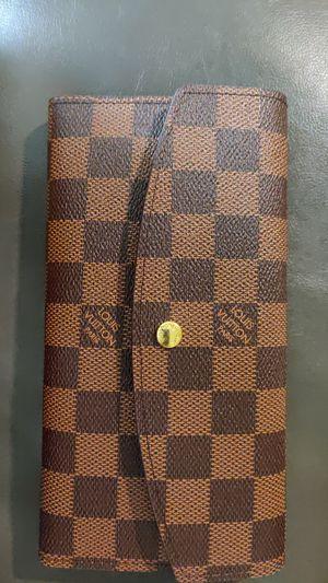 Louis Vuitton wallet for Sale in Seattle, WA