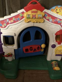 Fisher price Laugh and learn Home for Sale in San Angelo,  TX