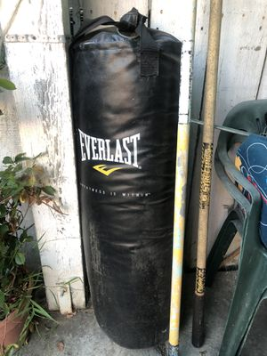 Punching bag for Sale in Amesti, CA