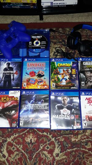 Turtle beach headphones 2 skins and games for Sale in Katy, TX