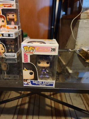 Collectible Pop Sailor Moon Sailor Saturn for Sale in Seattle, WA