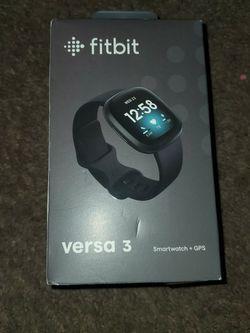 Fitbit Versa 3 for Sale in Whittier,  CA