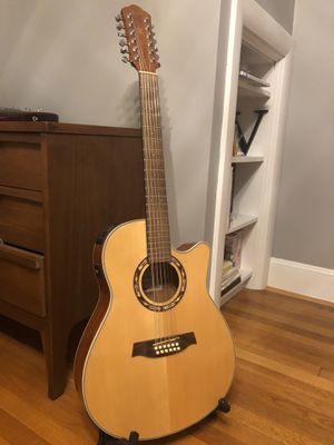 12 string guitar for Sale in East Bridgewater, MA