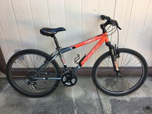 "Trek 820 21-Speed Mountain Bike with 16"" frame for Sale in McKinney, TX"