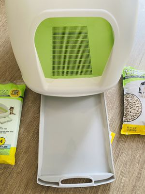 CAT 🐈 BOX LITTER BRAND NEW $30 for Sale in San Diego, CA