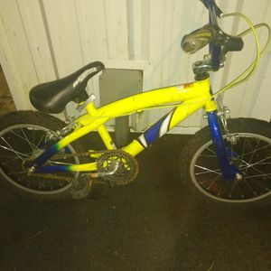 Younger Boys BMX Racing Bike for Sale in Bremerton, WA
