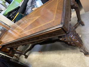 Antique wooden table for Sale in Fife, WA