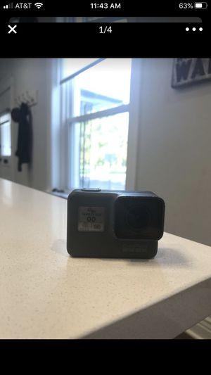 GoPro hero 5 Black $200 OBO for Sale in Denver, CO