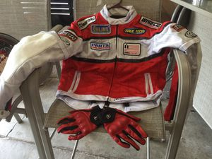 Motorcycle jacket for Sale in Woodhaven, MI
