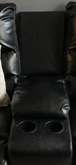 Leather Sofa for Sale in Camden,  NJ