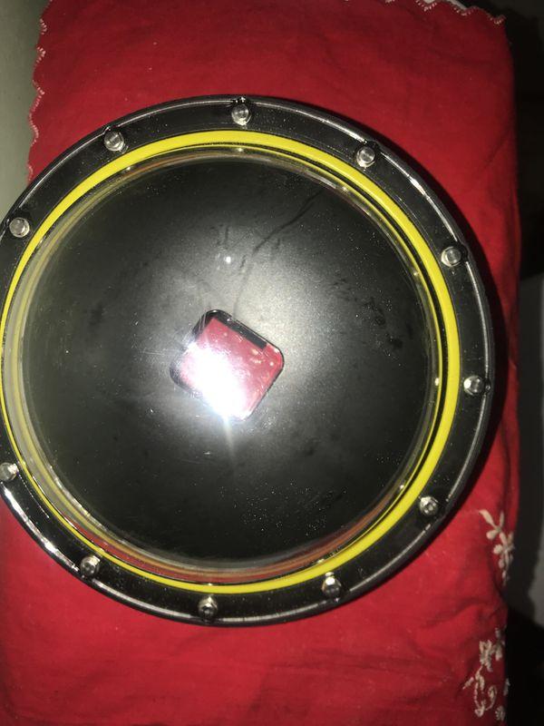 Water proof airtight gopro camera holder