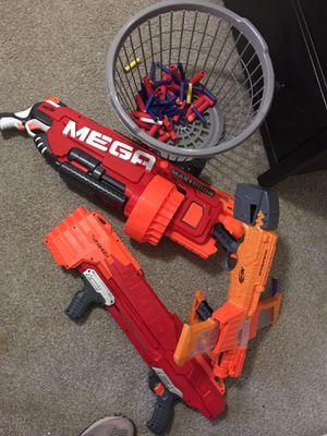 Nerf guns for Sale in Fort Belvoir, VA