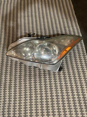 2008 Infiniti G37 - Driver Side Headlight for Sale in San Jose, CA