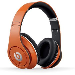 Studio Beats Wired Headphones Orange for Sale in Pflugerville, TX