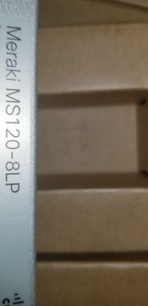 Cisco meraki ms12p-8lp switch for Sale in Rockville, MD
