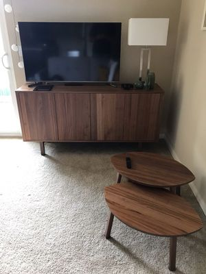 Cabinet cupboard TV stand for Sale in Foster City, CA